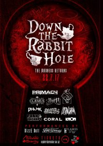 Down the Rabbit Hole 2017
