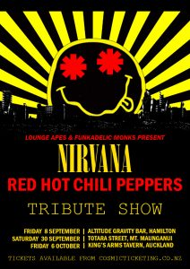 Nirvana & Red Hot Chili Peppers Tribute @ Altitude