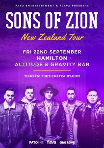 Sons of Zion @ Altitude