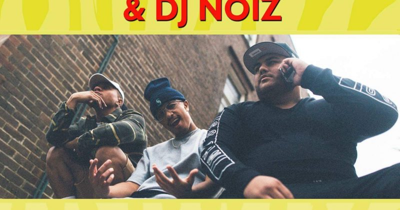 Legooo NZ Tour Part 2 ft. Donell Lewis, Kennyon Brown & DJ Noiz  (9th Sept)
