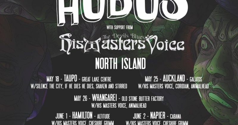 Skinny Hobos – The Album Tour  (1st June)