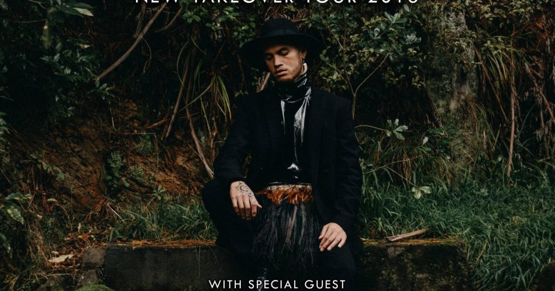 Stan Walker – New Takeover Tour  (16th Nov)