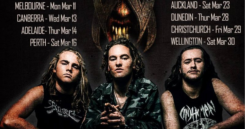 Alien Weaponry | Altitude, Hamilton  (22nd Mar)