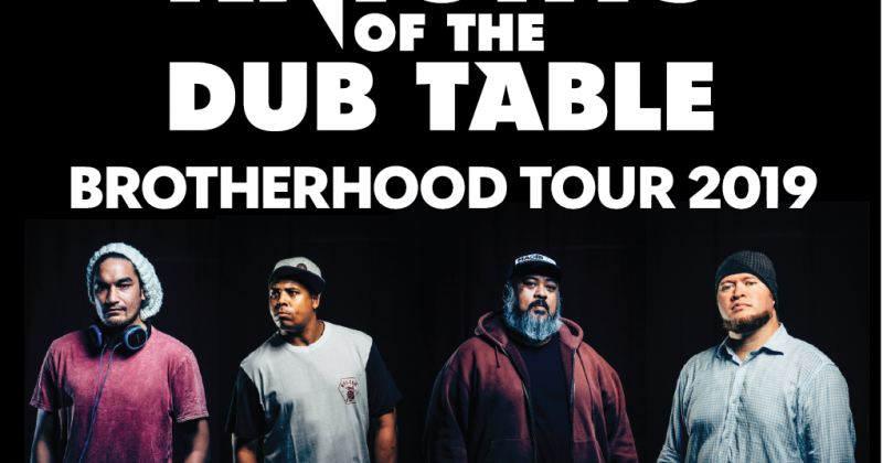 Knights of the DUB Table – The Brotherhood Tour  (24th Jan)