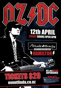 NZ/DC - AC/DC Tribute Band